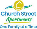 Church St. Logo with Slogan