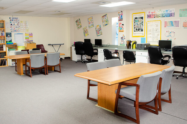 Youth Center Classroom