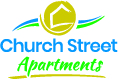 Church St. Apartment Logo