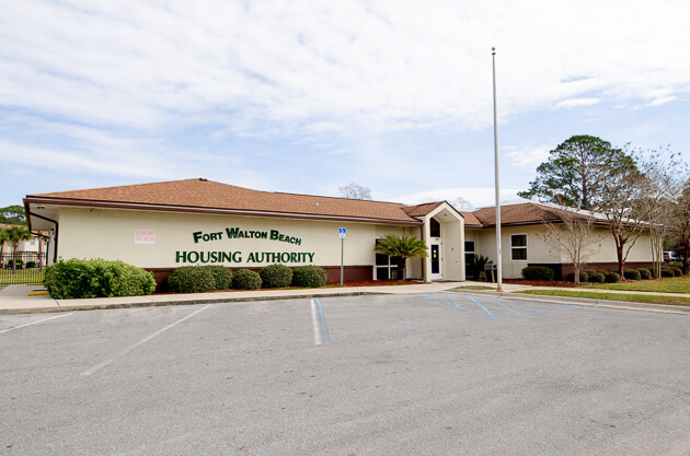 Fort Walton Beach Housing Authority Office Exterior