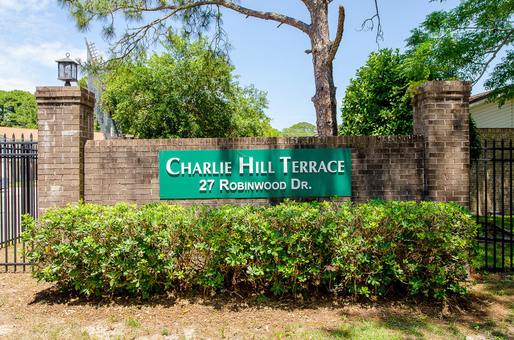 Charlie Hill Terrace at 27 Robinwood Dr. SW